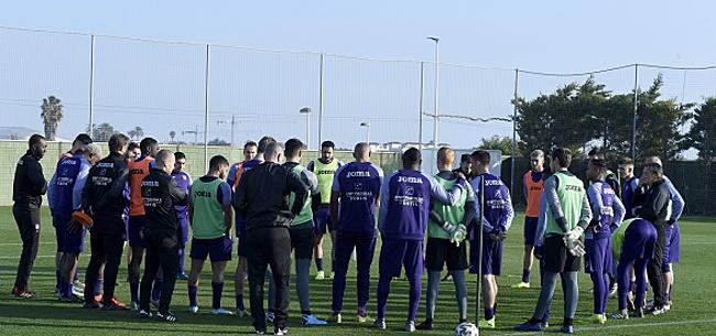 Foto: TRANSFERTS 2/2 Encore deux échecs à Anderlecht, gros transfert pour Kabasele?