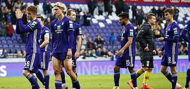 Foto: C'est l'équipe la plus pauvre de l'histoire d'Anderlecht