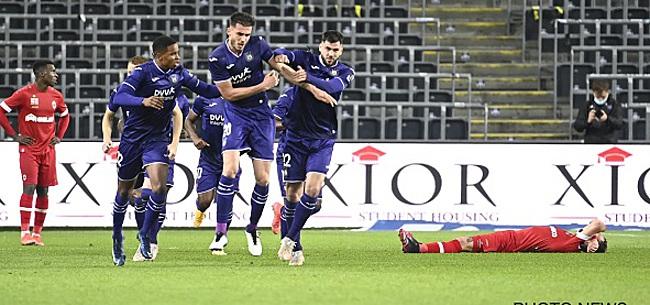 Foto: Rejeté: Anderlecht croise les doigts pour qu'il aille à l'Euro