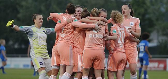 Foto: Super League - Anderlecht fait la différence en deuxième mi-temps