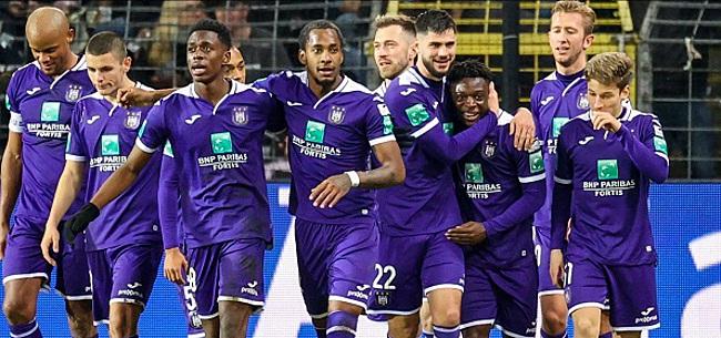 Foto: Surprise: il quitte Anderlecht pour Gand