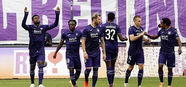 Foto: Anderlecht mise sur trois talents de haut niveau