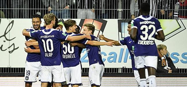 Foto: Anderlecht - Qui pour jouer au poste d'arrière droit ? Les fans ont tranché