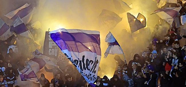 Foto: Anderlecht risque une amende à cause de ses supporters