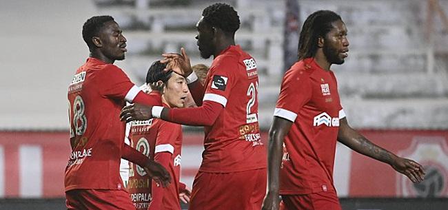 Foto: Cinq buts et beaucoup de spectacle entre l'Antwerp et OHL