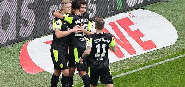 Foto: Dortmund gagne et reste dans la course au Top 4