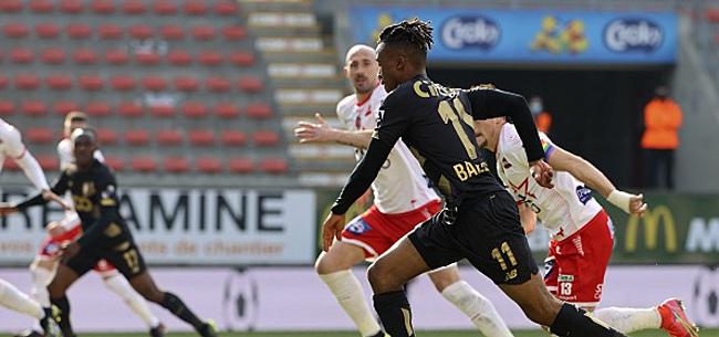 Foto: Les fans du Standard furieux envers Balikwisha: