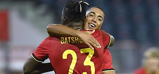 Foto: Un club veut signer Lukaku et Batshuayi
