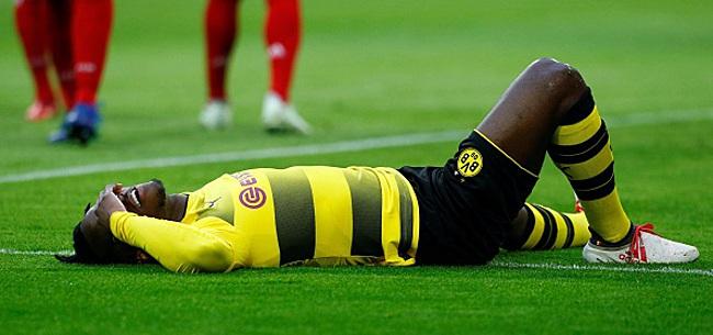 Foto: Batshuayi a marqué le but du mois à Dortmund