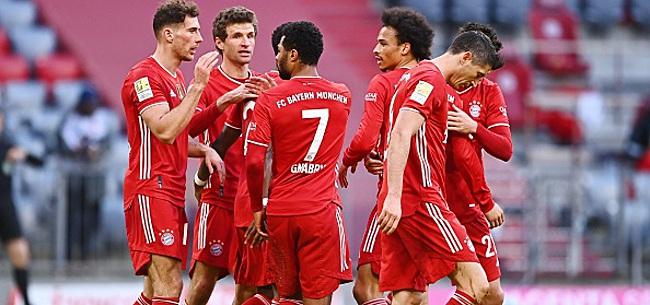 Foto: OFFICIEL Un attaquant signe au Bayern jusqu'en 2023