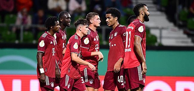 Foto: OFFICIEL Le Bayern s'offre un médian international