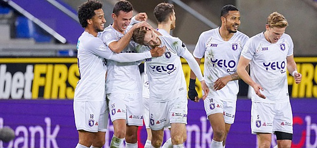 Foto: Le plus beau but de la saison inscrit lors du match Beerschot - Genk? (VIDEO)