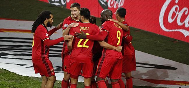 Foto: Deux Diables Rouges nominés pour l'Equipe de l'Année de l'UEFA