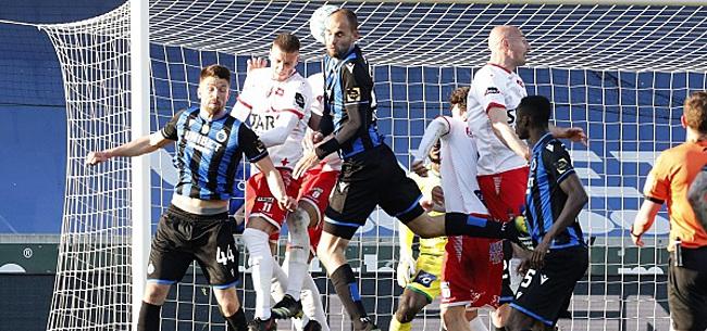 Foto: Bruges envoie Mouscron en D1B!
