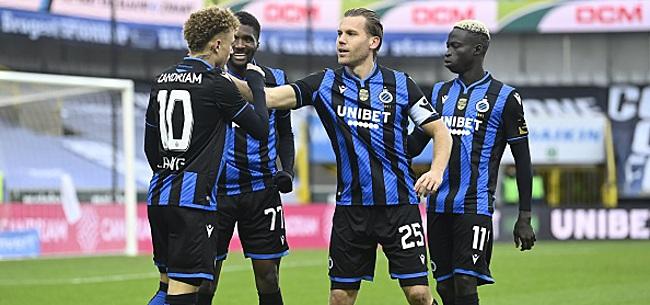 Foto: Un club italien veut un joueur du FC Bruges: la concurrence est rude