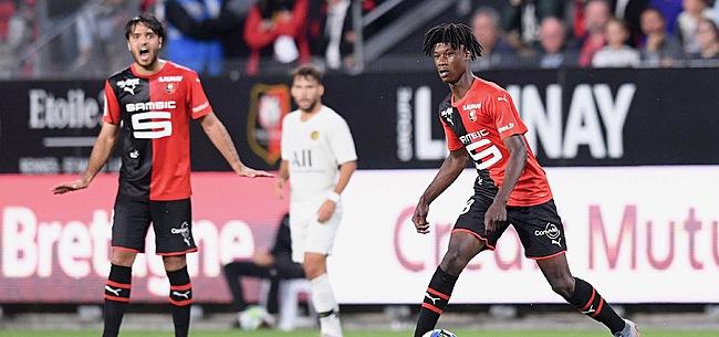 Foto: Rennes et Jérémy Doku devont désormais gagner sans Camavinga