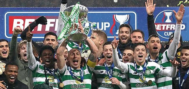 Foto: Le Celtic Glasgow remporte la Coupe de la Ligue face aux Rangers