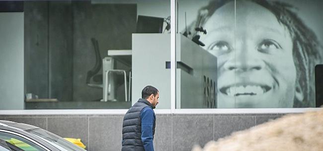 Foto: Les deux cibles de choix de l'Antwerp: Chadli et Edmilson