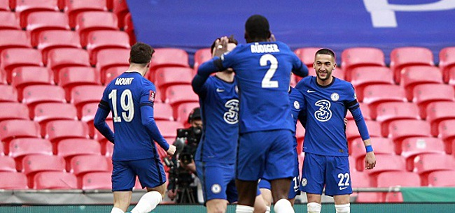 Foto: Manchester City ne disputera pas la finale de la Coupe d'Angleterre