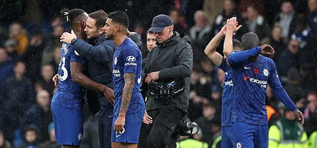 Foto: OFFICIEL Ils prolongent à Chelsea jusqu'à la fin de la saison