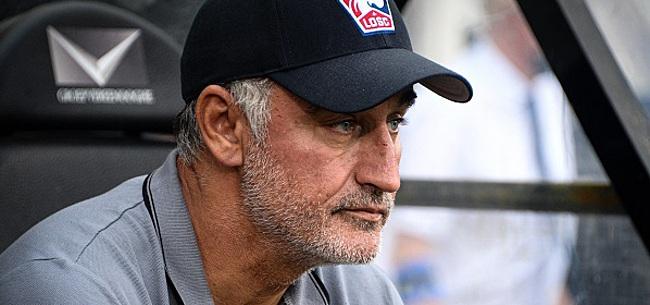Foto: Galtier pourrait devenir le prochain coach d'un Diable Rouge