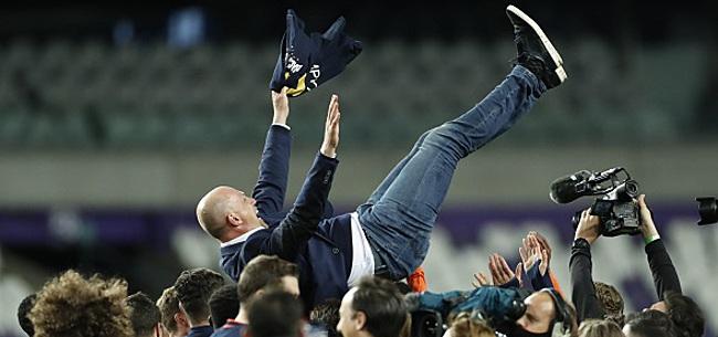 Foto: Clement annonce une bonne nouvelle avant la réception du PSG