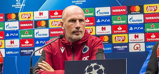 Foto: Philippe Clement récupère un joueur important en vue du choc contre le PSG
