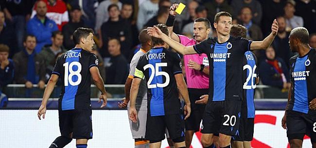 Foto: Bruges et Galatasaray incapables de se départager