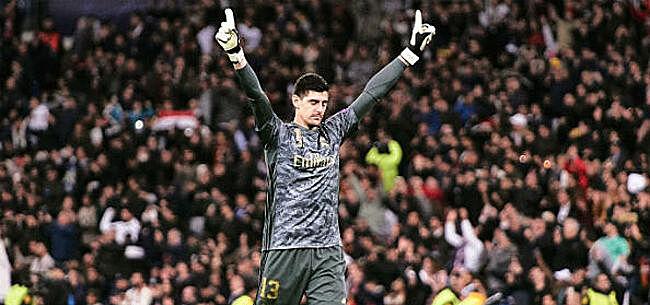 Foto: Courtois bat le record de Navas au Real avec un nouveau clean sheet