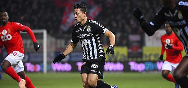 Foto: Benavente aurait pu choisir un autre club belge que l'Antwerp
