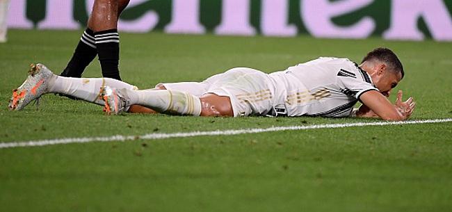 Foto: VIDEO Ronaldo fait perdre deux points à la Juventus en ratant un penalty