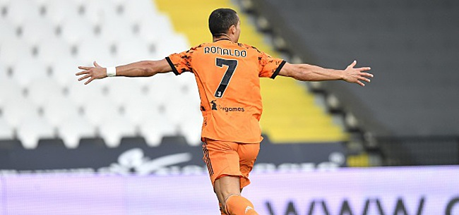 Foto: Ronaldo porte la Juve à bout de bras et affole les compteurs
