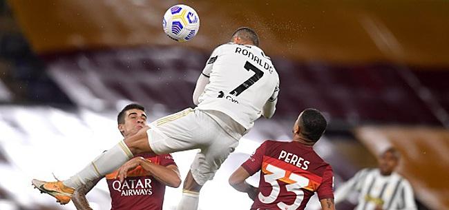 Foto: Cristiano Ronaldo sauve une Juventus réduite à dix