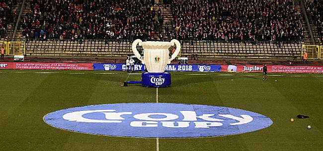 Foto: Bruges-Antwerp (la revanche) et Union-Anderlecht en 1/8e de finale de la Coupe ?