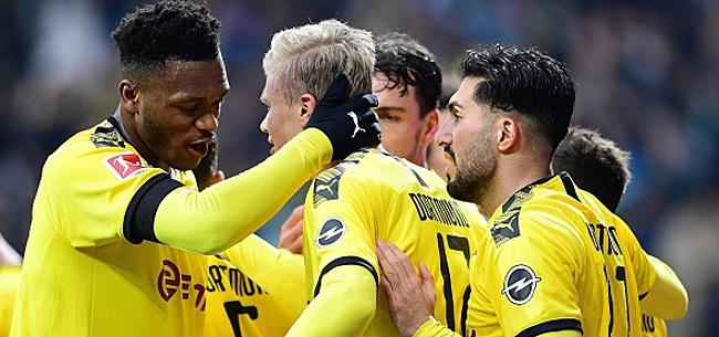 Foto: Coup dur pour Dortmund: saison terminée pour un défenseur