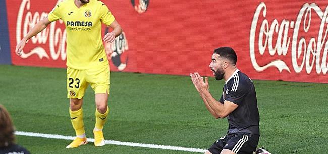 Foto: Encore un joueur blessé au Real Madrid