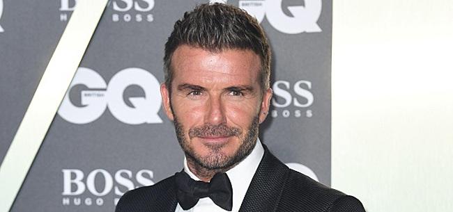 Foto: Miami Rescue: Beckham fait appel à un ancien équipier de Manchester United