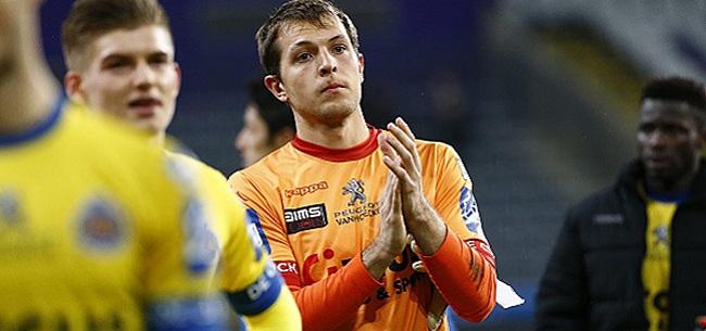Foto: Davy Roef refuse une très belle offre de Waasland Beveren