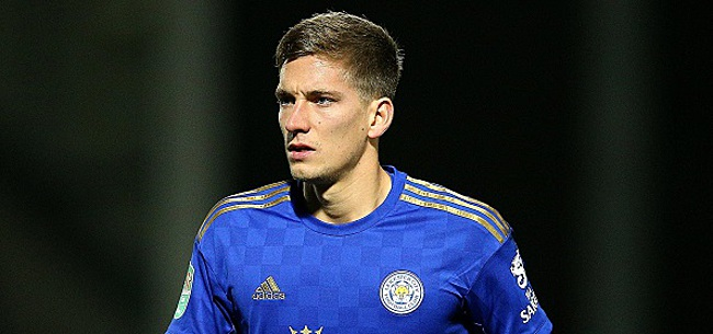 Foto: Europa League: Leicester et ses Belges se qualifient