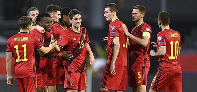 Foto: La Belgique continue de dominer, l'Italie remonte