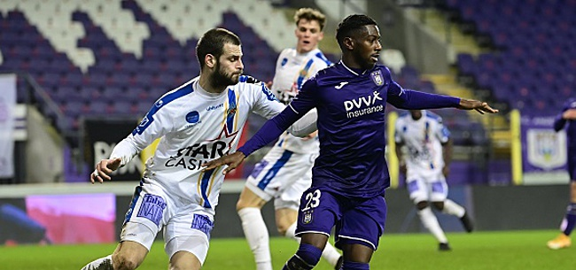 Foto: Le département d'arbitrage donne raison à Anderlecht: