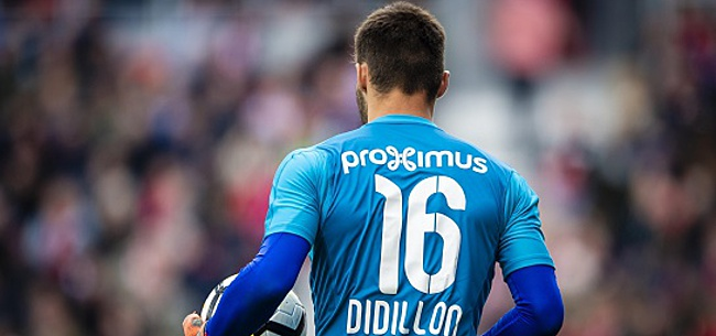 Foto: Didillon a vidé son casier à Anderlecht