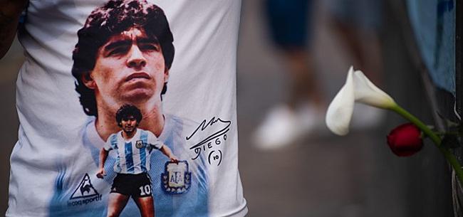 Foto: Maradona:
