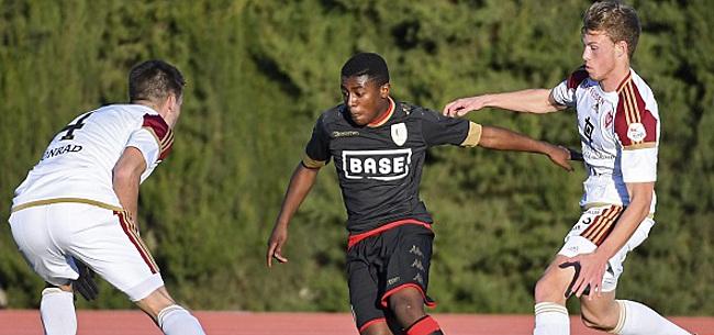 Foto: Le Standard laisse filer un ancien international U17