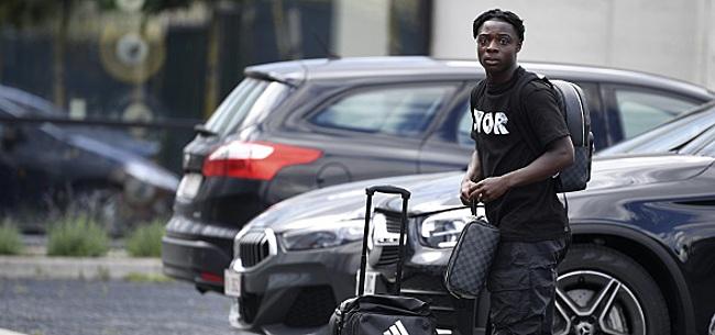 Foto: Anderlecht n'est pas fier d'avoir vendu Doku à Rennes