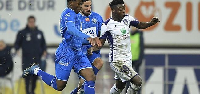 Foto: Anderlecht pourrait relancer l'idée d'un échange avec Gand