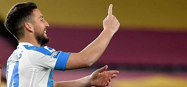 Foto: TRANSFERTS: Anderlecht peut encore y croire - Mertens sur le départ