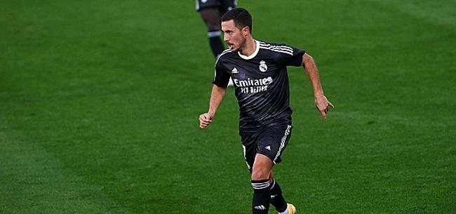 Foto: Le Real Madrid entre en contact avec un club pour Hazard