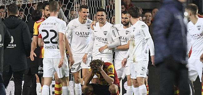 Foto: Quatre buts en 5 matches mais il quitte déjà Eupen