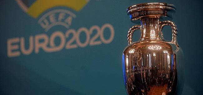Foto: EURO 2020 L'UEFA sanctionne un des créateurs de la Super League